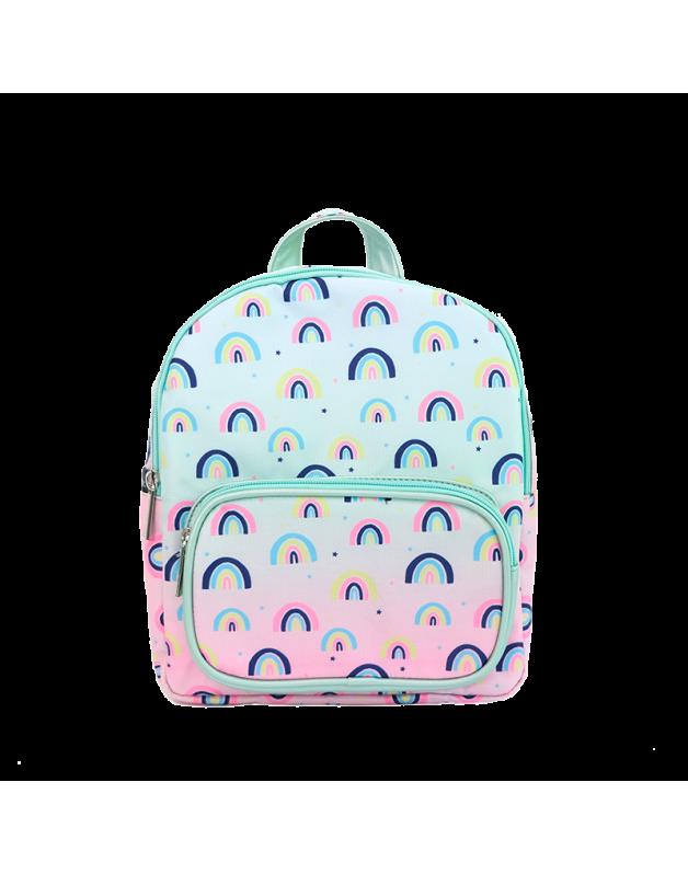 Caramel & cie Mini backpack rainbow