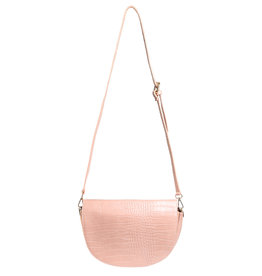 With love Bag vintage clutch - pink 30cm x 20cm x 14.50cm