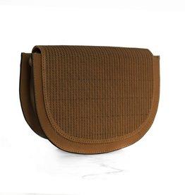 Détail Spirit handbag perforated biscuit
