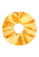 With love Scrunchie color power - yellow
