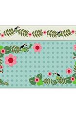 Mail-Box Moneybox - Tropical 30 x 22 x 18 cm