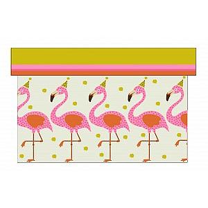 Mail-Box Moneybox - Flamingos 30 x 22 x 18 cm