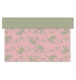 Mail-Box Moneybox - Palm trees 30 x 22 x 18 cm