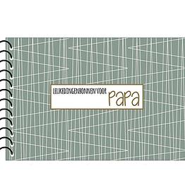 Mail-Box 20 leukedingenbonnen voor papa