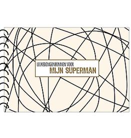 Mail-Box 20 leukedingenbonnen voor mijn superman