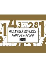 Mail-Box Mijlpaalkaartjes - Zwangerschap 24 stuks