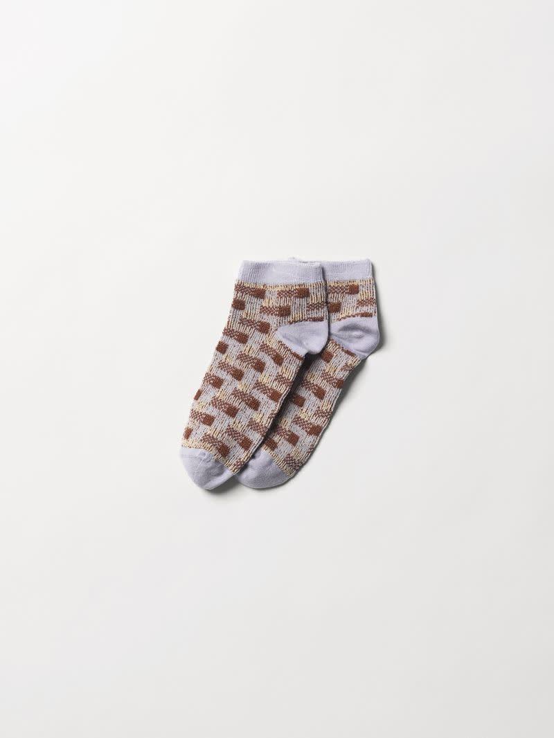Beck Söndergaard Junco Dollie sock - Evening haze 37/39