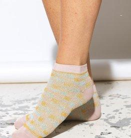 Beck Söndergaard Junco Dollie sock - Adobe rose 39/41