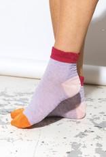 Beck Söndergaard Poppie Sibia socks - Lavender 37/39