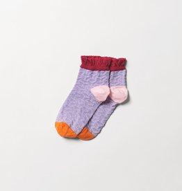 Beck Söndergaard Poppie Sibia sock - Lavender 39/41