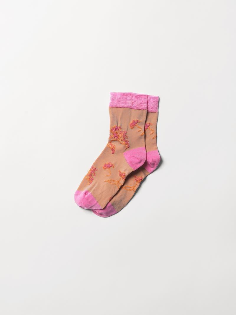 Beck Söndergaard Pop Sora sock - Silver gray 37/39