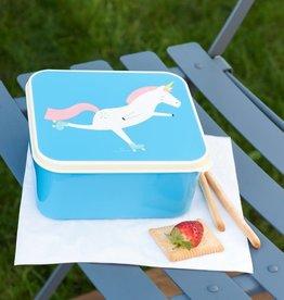 Rex London Lunch box - unicorn