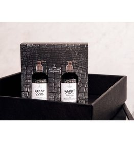 The Gift Label Gift box Daddy Cool hand soap + body wash