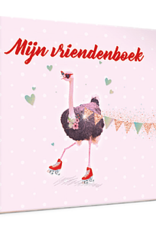 Enfant Terrible Enfant Terrible vriendenboekje Struisvogel