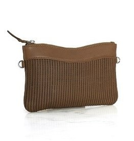 Détail Pure handbag perforated biscuit