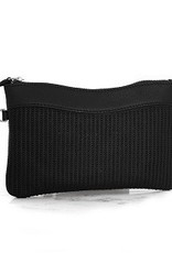 Détail Pure handbag perforated black