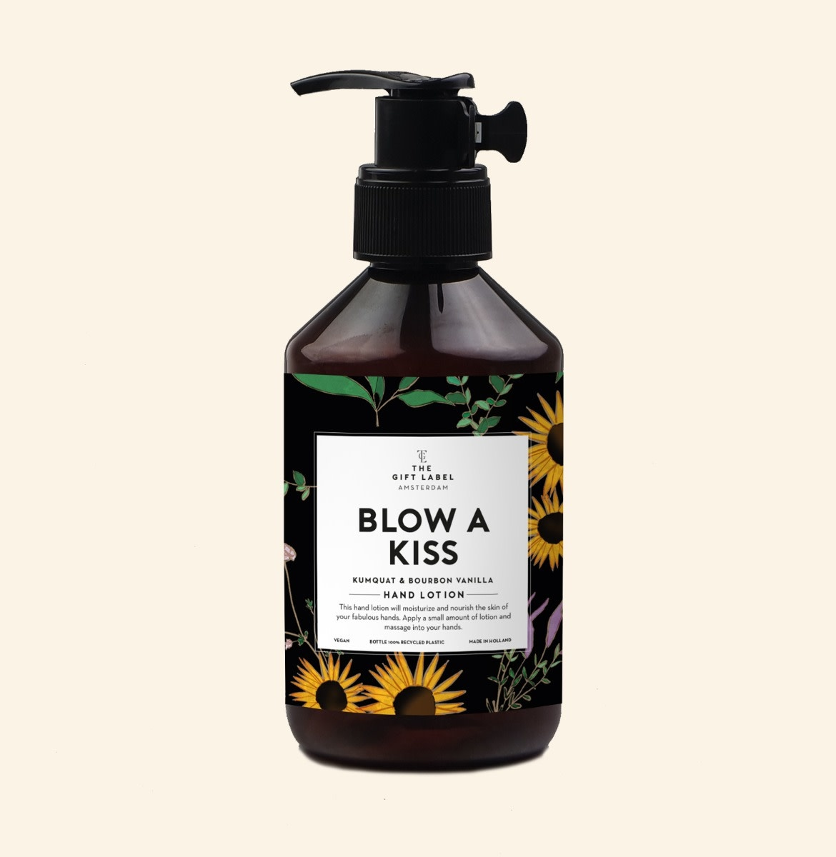 The Gift Label Hand lotion 250 ml.  - Blow a kiss