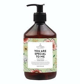 The Gift Label Hand soap 500 ml - you are special to me