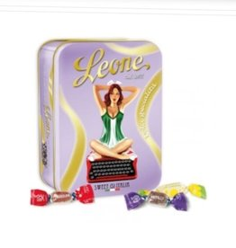Leone Leone pin up tin gift box 100 gr.