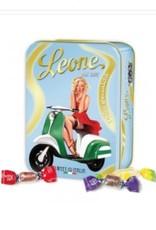 Leone Leone pin up tin gift box 100 gr.