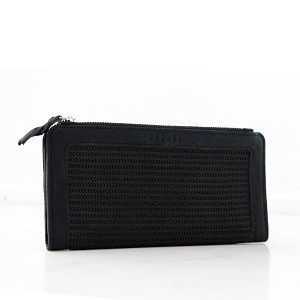 Détail Destiny wallet perforated black