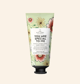 The Gift Label Hand cream tube - You are special to me