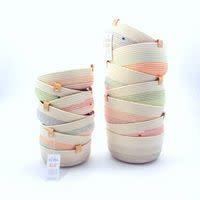 Koba handmade in Belgium Koba high basket L 25 x 12 cm
