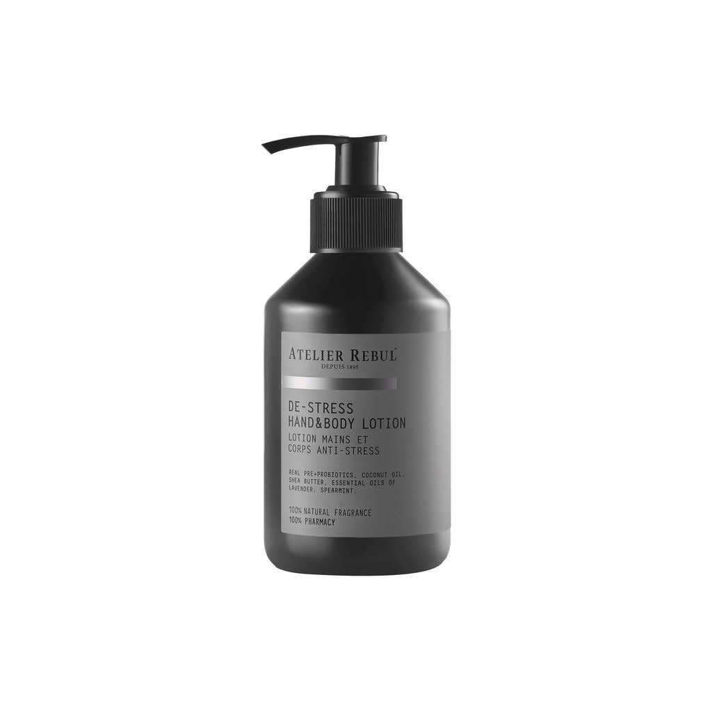 Atelier Rebul Atelier Rebul Pharmacy de-stress hand & body lotion 250 ml.