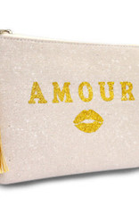 With love Make up bag - Amour 22 x 15 x 1 cm