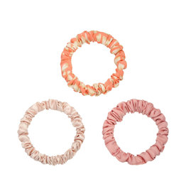 With love Hair tie - Love  pink
