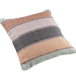 Liv Interior PET outdoor cushion Nomad multi stripes 60 x 60 cm