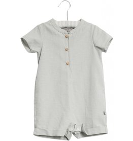 Wheat Romper Oscar - dusty dove