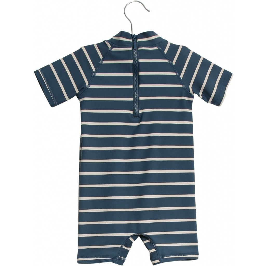 Wheat Swimsuit Cas UV 50 - indigo