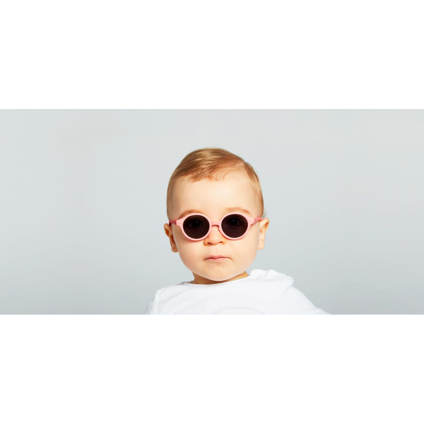 Izipizi Izipizi baby pastel pink 0-12 months