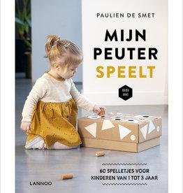 Lannoo Uitgeverij Mijn peuter speelt! (60 spelletjes voor kinderen van 1 tot 3 jaar)