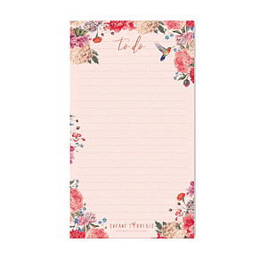 Enfant Terrible Enfant Terrible - To do list flowers