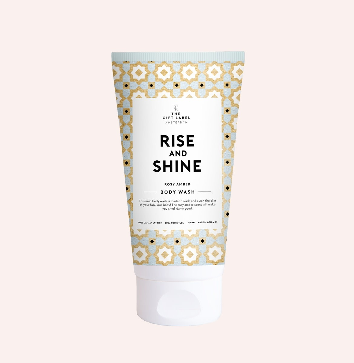 The Gift Label Body wash 150 ml. - Rise and shine