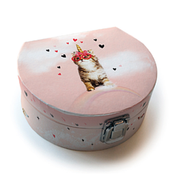 Enfant Terrible Enfant Terrible jewellery box - Rainbow