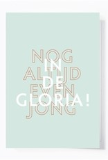 Papette Papette greeting card love 'In de gloria'