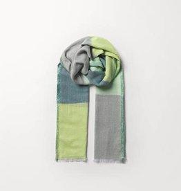 Beck Söndergaard Beck Sondergaard Vikkola Cowea scarf - Green glow