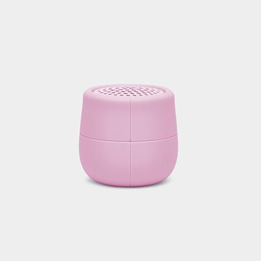 Lexon MINO X speaker soft pink