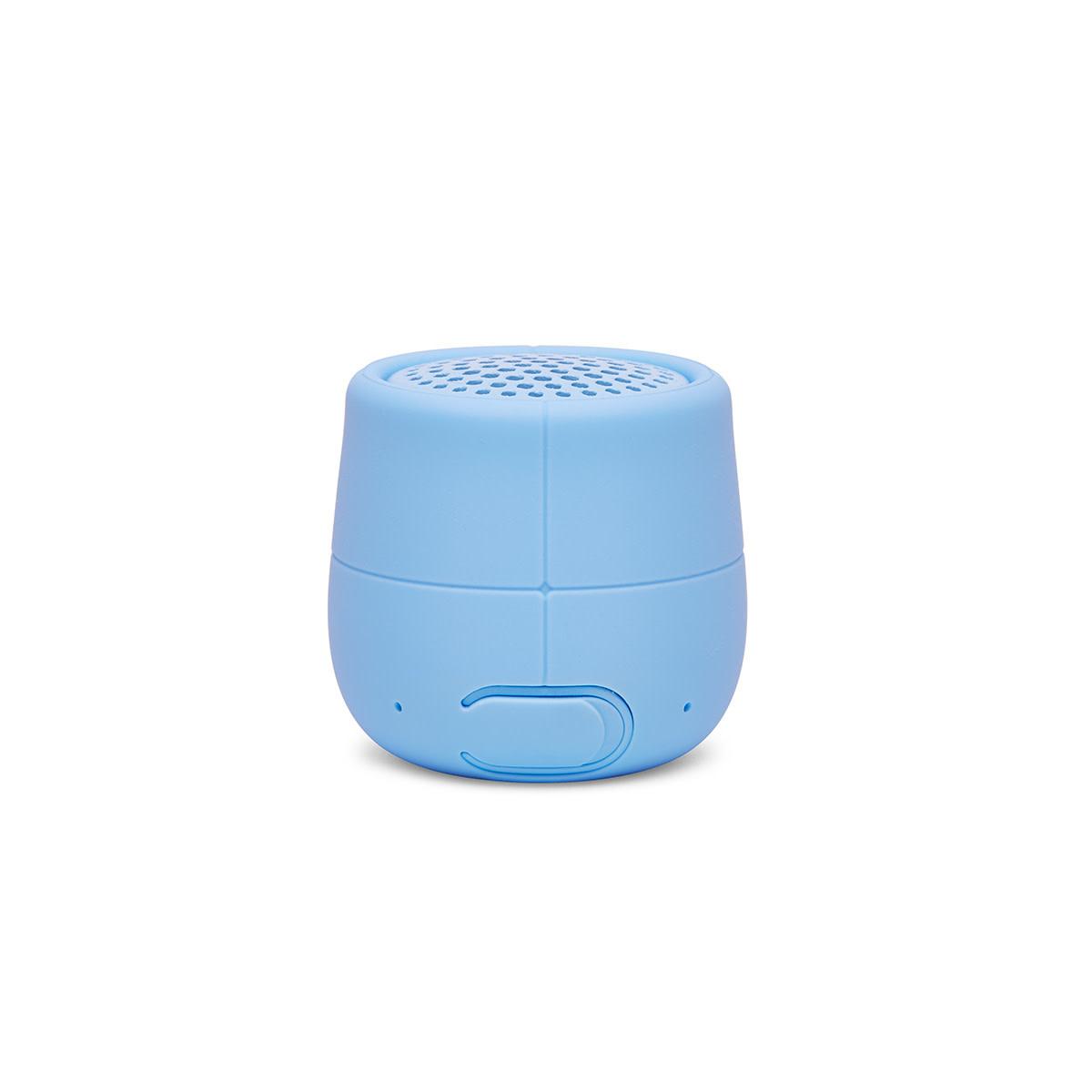 Lexon MINO X speaker light blue
