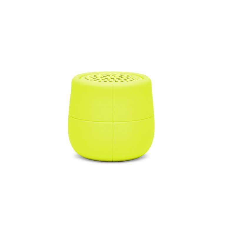 Lexon MINO X speaker soft yellow