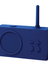 Lexon Tykho bluetooth speaker / FM radio Dark blue