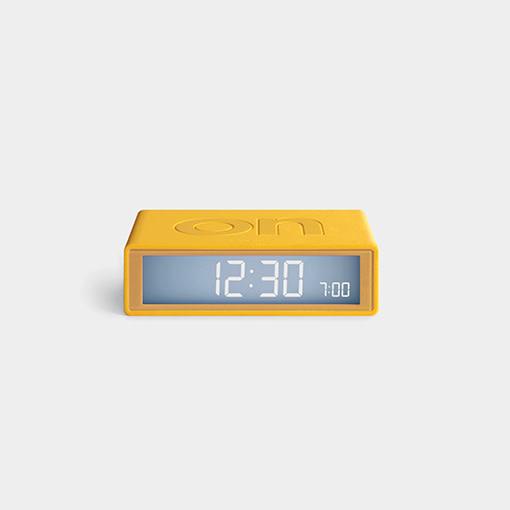 Lexon Flip travel yellow 8,4 x 5,2 x 2,4 cm