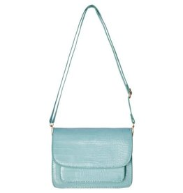 With love Bag Vogue - light blue 21cm x 13.50cm x 7cm
