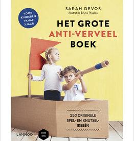 Lannoo Uitgeverij Het grote anti-verveelboek