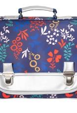 Caramel & cie Medium schoolbag Jardin d'Eden 38 x 31x12 cm