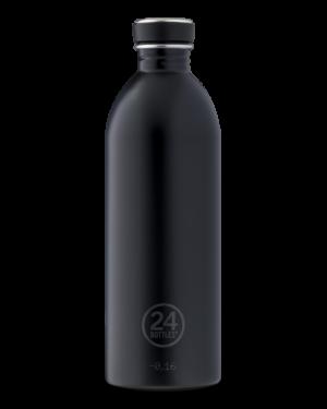 24Bottles 24bottles urban bottle 1 L tuxedo black