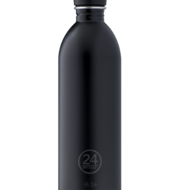 24Bottles 24bottles urban bottle 1 L tuxedo black